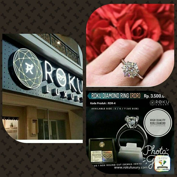 Give it for your beloved one.   #SpecialGift #EngangeRing #Diamond  Wa : 0857-815-61109