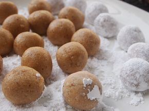 Bolitas de Nuez - my Nonna taught me how to make these before she passed. It's one of my favorite Peruvian desserts.