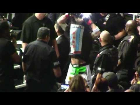 Clay Guida UFC On FOX 6 Walk Out