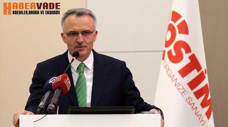 Maliye Bakanı Ağbal tarafından, geçtiğimiz gün KDV'ye ilişkin çok önemli açıklamalar yapıldı. Ağbal'ın yaptığı açıklamaya göre, özellikle üretim ve ihracat alanında uygulanan KDV uygulamalarının kaldırılması ve KDV uygulamalarının yalnızca tüketime yönelik yapılması gerektiğini, bunun için ...