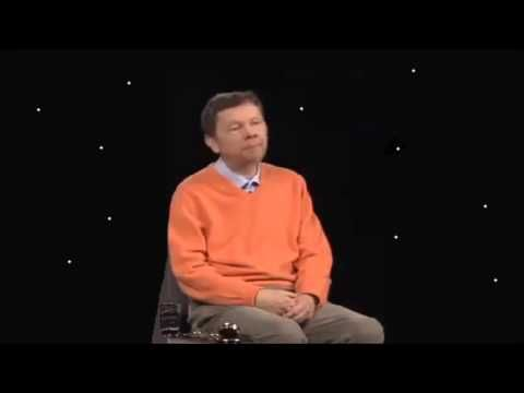 Eckhart Tolle - Meditation Is Not Always Necessary - YouTube