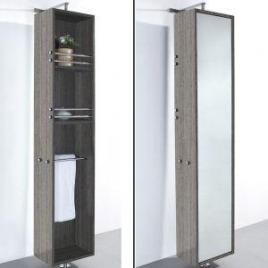 Full Length Mirror Bathroom Cabinet