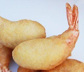 La Cuisine de Bernard : Beignets aux Crevettes