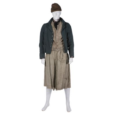 BRITISH ROYAL NAVY SAILOR'S WORK CLOTHING VERSION #2 | Eastern Costume : A Motion Picture Wardrobe