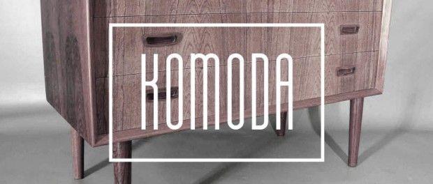 KOMODA Font