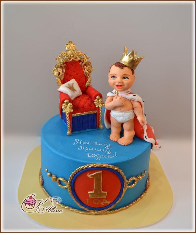 Тортики для королевских особ. Оба в один день. - Кондитерская - Babyblog.ru
