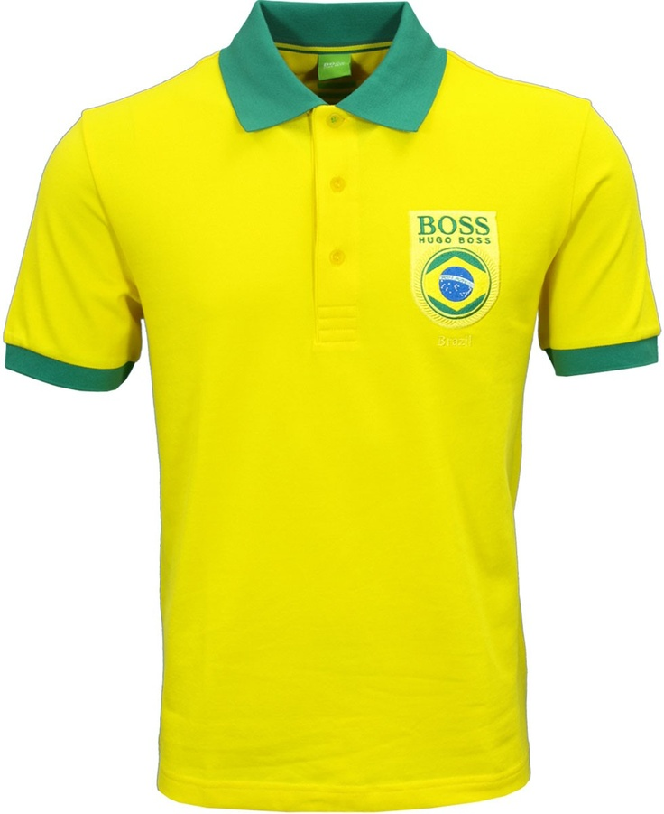 Boss Green Brazil Polo Shirt