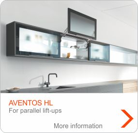 Blum Products - Lift systems - AVENTOS HL