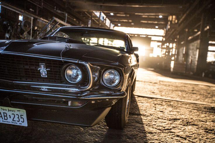 John Wick 69' Mustang