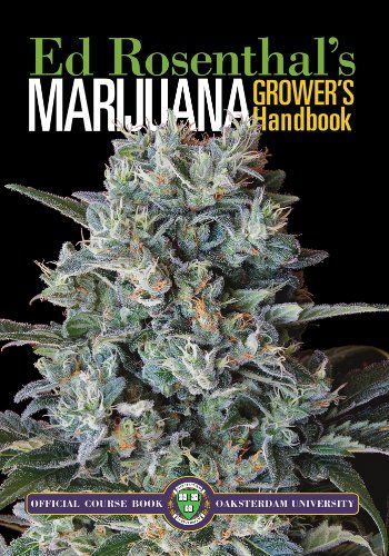 31 best marijuana books images on pinterest knob ceramic art and the all new marijuana growers handbook shows both beginners and advanced growers how to grow the biggest most resinous potent buds this book contains the fandeluxe Images