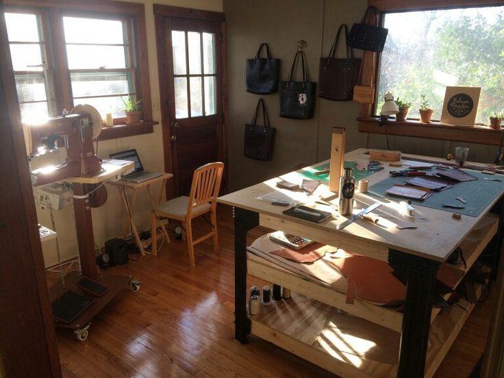 Mejores 178 imágenes de Leatherwork Studio en Pinterest ...