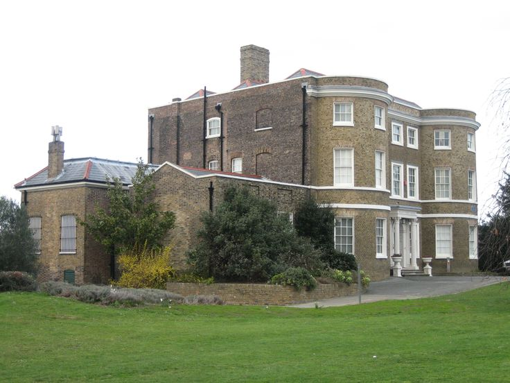 William Morris's gallery/home -Walthamstow, London.