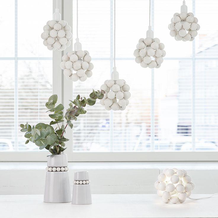 Aarikka - Home decoration : Valopallo table lamp