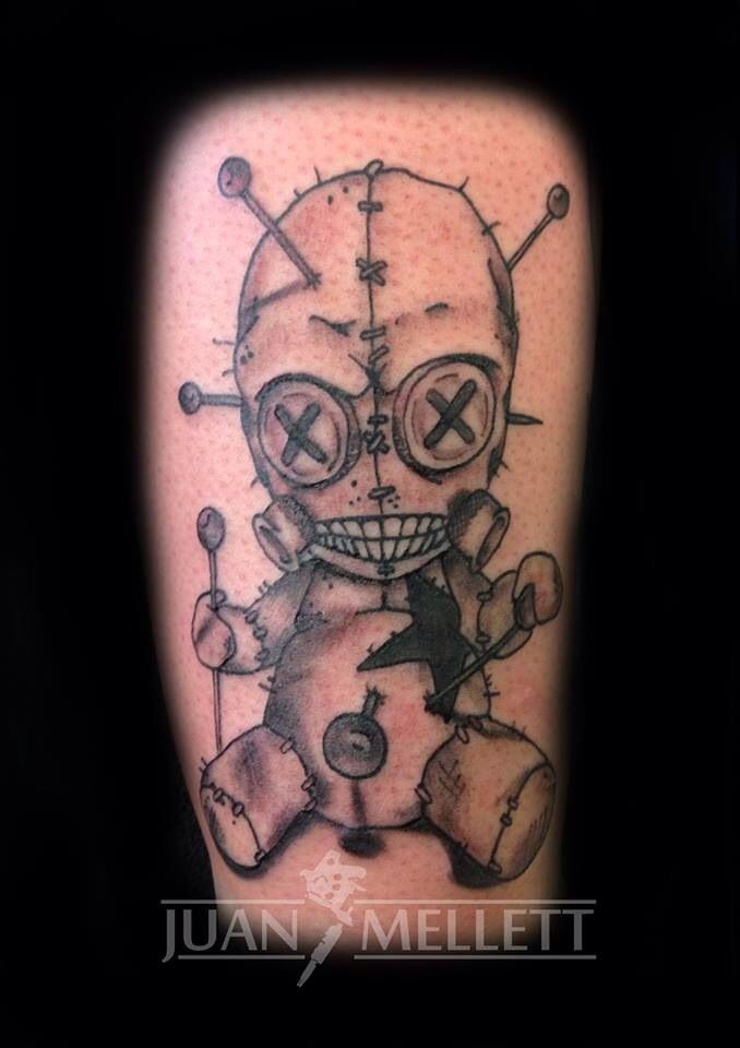 Images of Girl Voodoo Doll Tattoo Designs - industrious.info
