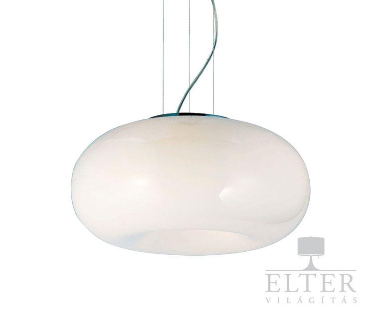 Lámpatípusok - Beltéri világítás - Függeszték - AZzardo Optima 3 izzós függeszték