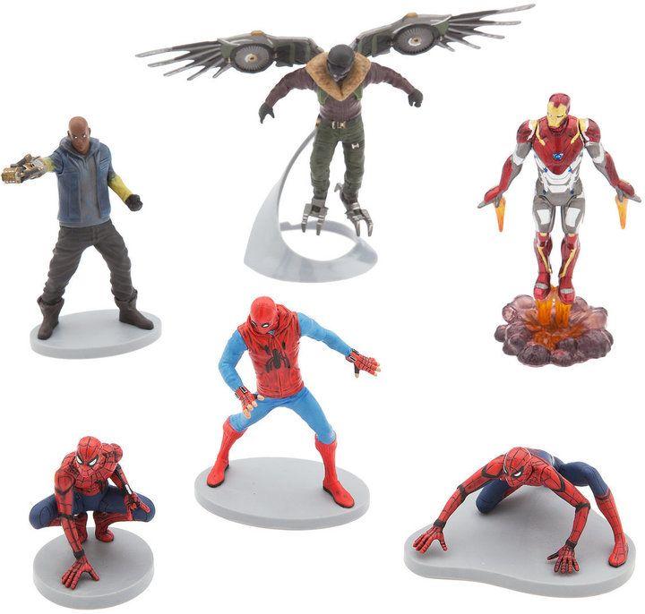 Disney Spider-Man: Homecoming Figure Play Set
