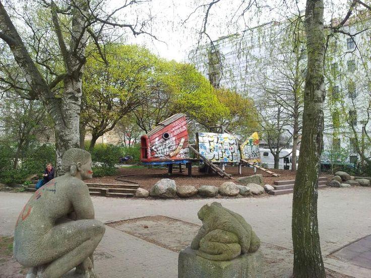 Teutoburger Platz - Schönhauser Allee-Süd - Berlin