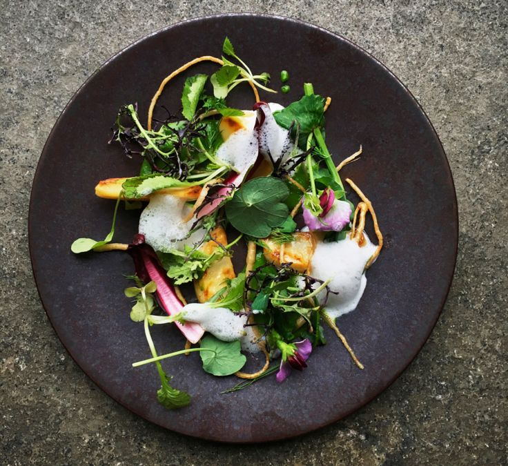 How Dan Barber is leading the way to the veg-and-grain-heavy dinner plate of the future.
