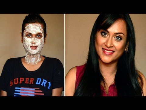 How to Instantly Bleach Face/Body Naturally!! - YouTube