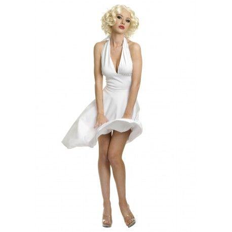 13,99 € IVA incluído http://www.misdisfraces.es/disfraces-y-accesorios-para-mujeres-de-peliculas-television-y-famosas/disfraz-de-estrella-de-hollywood-sexy-estilo-marilyn-monroe-715?search_query=mdht&results=78