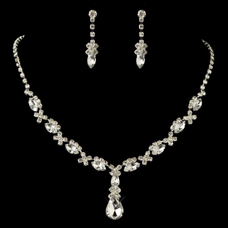40 best Bridesmaid Jewelry Sets images on Pinterest Earring set