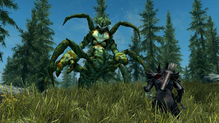 Land Dreughs- Mihail Monsters and Animals (SSE) (mihail immersive add-ons- oblivion- eso) at Skyrim Special Edition Nexus - Mods and Community