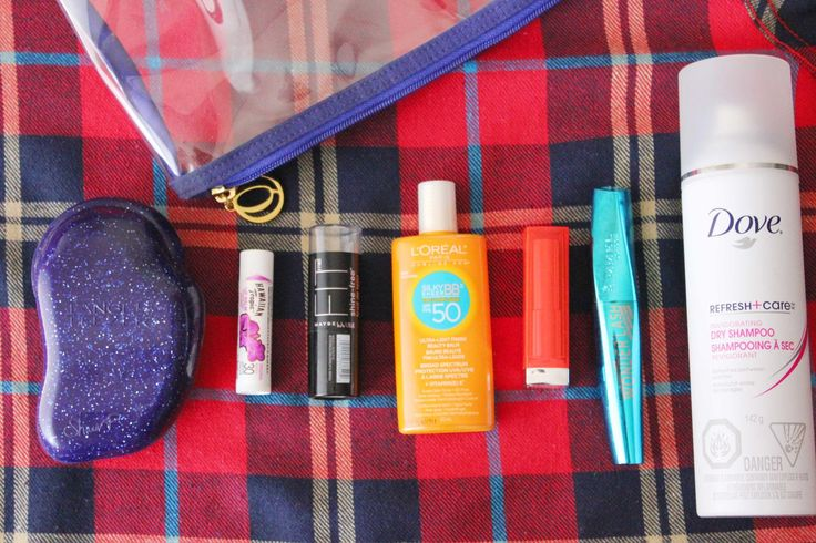 Going camping? Er... glamping? 7 beauty essentials you need to bring: http://beautyeditor.ca/2015/05/25/camping-beauty-essentials