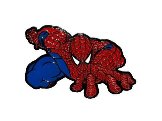 spiderman belt buckle - Google Search | Icy | Pinterest