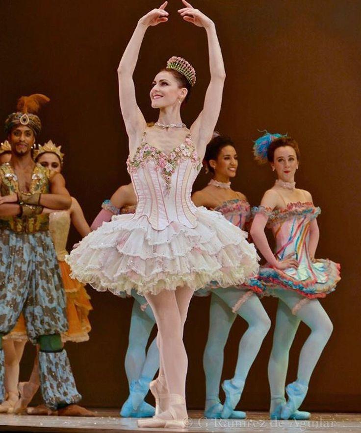 Sofiane Sylve, Sugar Plum Fairy in The Nutcracker, San Francisco Ballet 2016