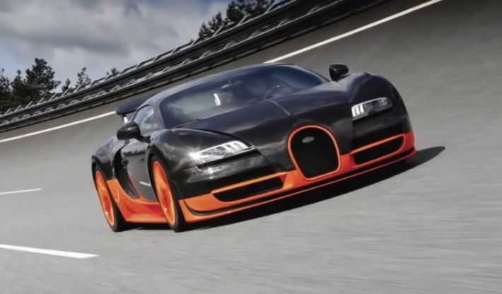 10 Crazy Cars Trying To Break Records.Watch the Bugatti Veyron become the fastest car in the world. #video #wow #spon