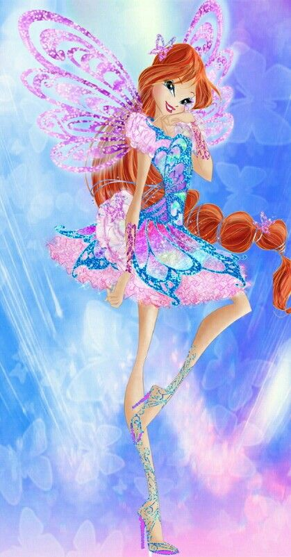 Winx Club Sky Kiss Roxy: 401 Best Images About Sky & Bloom On Pinterest