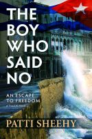 """Yesterday marked the return of New Review Monday. You can check it out on our website or stay right here for your daily dosage. Today's Young Adult Review is """"The Boy Who Said No"""" by Patti Sheehy through Oceanview Publishing. Read it here: http://www.novelnutritious.com/books/young-adult/the-boy-who-said-no/"""