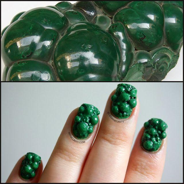 Mejores 140 imágenes de Creepy Nails en Pinterest | Halloween, Arte ...