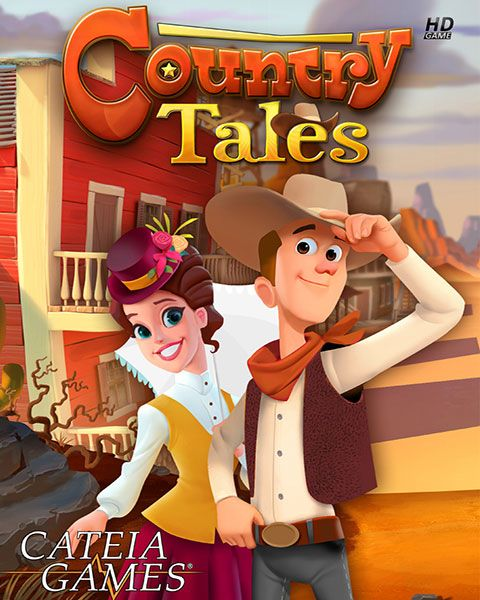 Country Tales is now available on FireFlower. Country Tales is a Time Management game set in the Wild West.