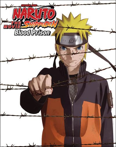 Crunchyroll - Naruto: Shippuden Movie 5 Blu-ray: Blood Prison