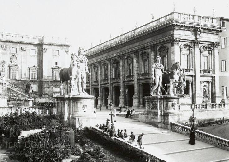Campidoglio 1908