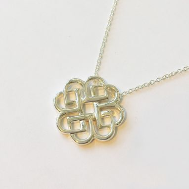 Custom Made Breaking Benjamin Band Logo Pendant