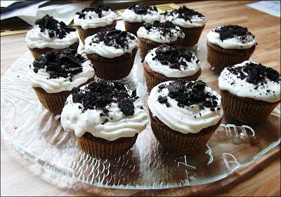 Oreo-Cupcake Rezept