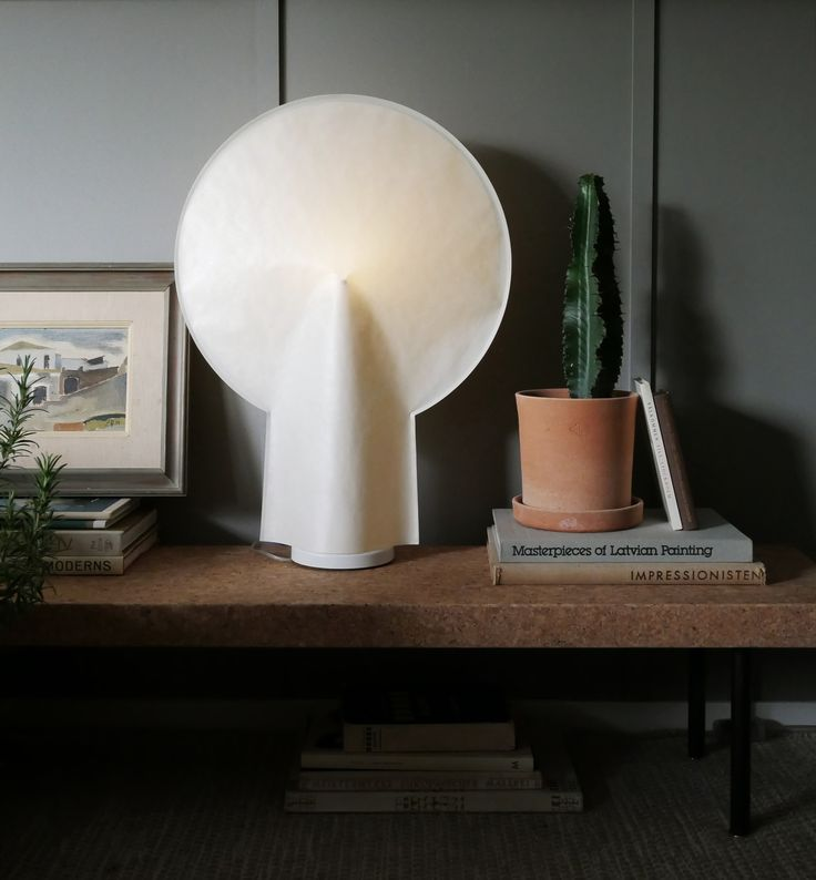 HAY Pion light and Terra cotta pot by Low Key.