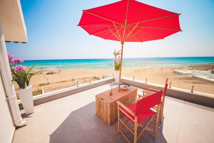 Exclusive Beachfront Apartment in Iskele, Cyprus. Click photo for more information.