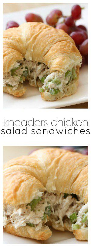 Kneaders Copycat Chicken Salad Sandwiches from Six Sisters' Stuff