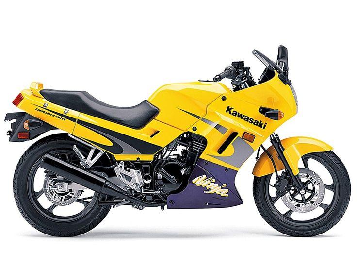 Kawasaki Ninja 250R 2003