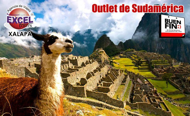 Outlet de viajes a Sudamérica con la promoción del Buen Fin | Agencia de Viajes en Xalapa Excel Tours