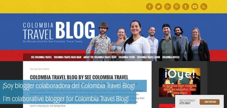 A tan solo un poco más de un año del lanzamiento de placeOK recibí la oportunidad de sumarme al equipo de Colombia Travel Blog.   Y es que, a partir de ahora, soy blogger colaboradora del que fue catalogado como el blog más importante de América en el 2013, de acuerdo al FITUR.  Entre mis responsabilidades tendré la de escribir sobre algunas ciudades de Colombia y lanzar la sección de Perú dentro del blog.  http://seecolombia.travel/blog/ 01/04/14