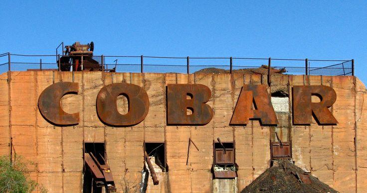 Cobar Sign
