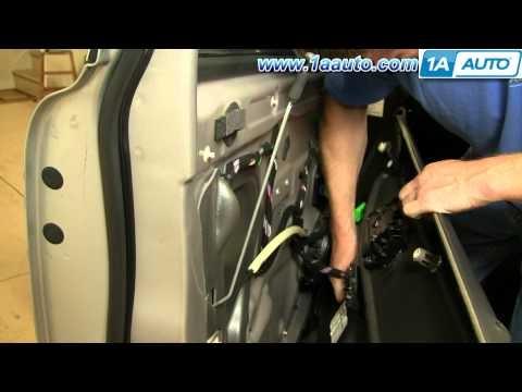 How To Install Replace Remove Front Door Panel Volvo XC90 03-12 1AAuto.com | Volvo XC90 Auto Repair Videos | Pinterest | Volvo xc90 Volvo and Cars & How To Install Replace Remove Front Door Panel Volvo XC90 03-12 ... Pezcame.Com