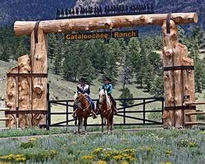 Cataloochee Ranch, Maggie Valley, North Carolina