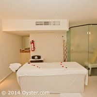 Spa at the Gran Caribe Real Cancun, courtesy Oyster.com