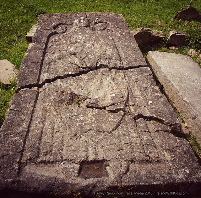 st nicholas grave Discovering a Local Legend of St Nicholas at Jerpoint Park: Jerpoint, Co Kilkenny MUST SEE
