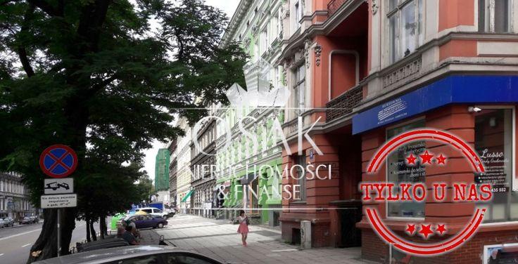 Lokal na sprzedaż, Szczecin, Centrum, 48.00 m2, 320 000 zł